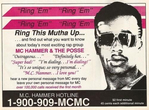 mc hammer Music Ad nostalgia 90s funny - 6819184640