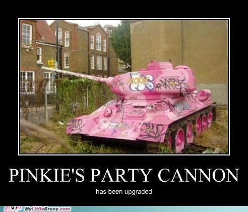 party cannon pinkie pie Fun Fun Fun - 6819292416