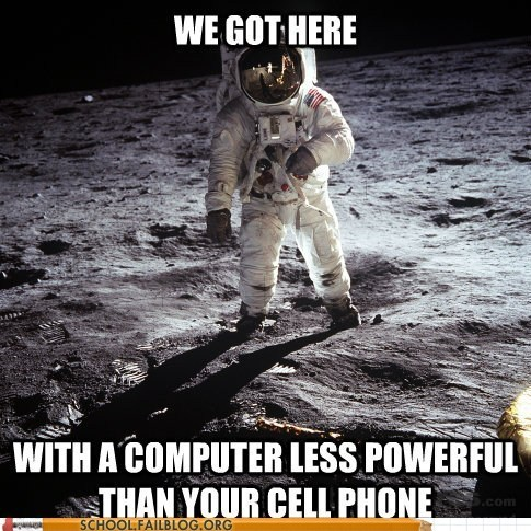 instagram the moon cell phone moon landing space - 6820164608