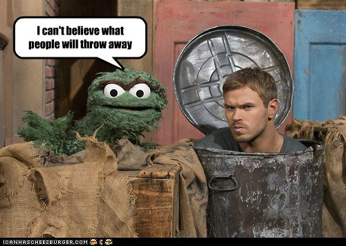 actor Kellan Lutz TV Sesame Street funny - 6820232704