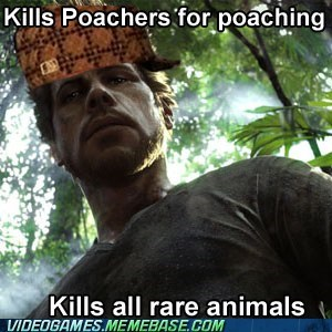 scumbag Memes far cry 3 animals - 6820640256