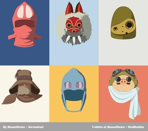 Fan Art Hayao Miyazaki studio ghibli - 6820698880