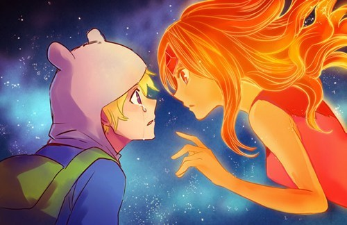 flame princess cartoons adventure time - 6822072064