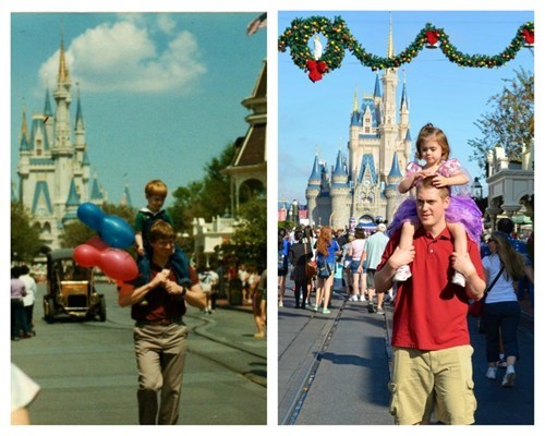 magic kingdom,disney world,recreation photo