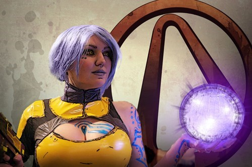 maya borderlands cosplay borderlands 2 video games - 6823980288