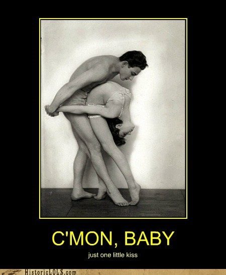 courting man woman rejection contortionists dancers - 6824139008