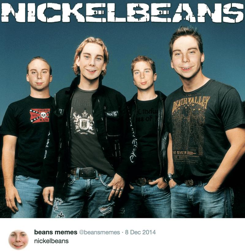 Beans memes