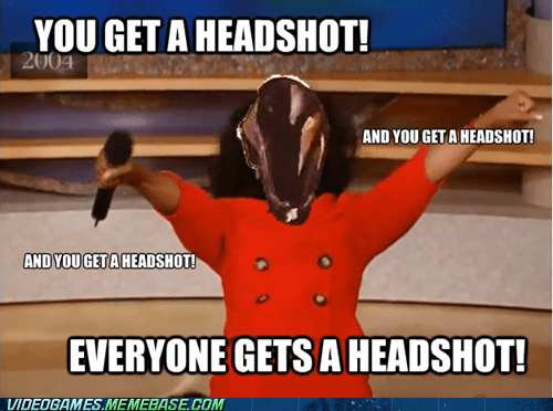 headshot zero borderlands 2 - 6825396992