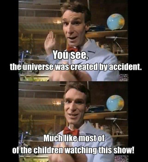 bill nye accidents