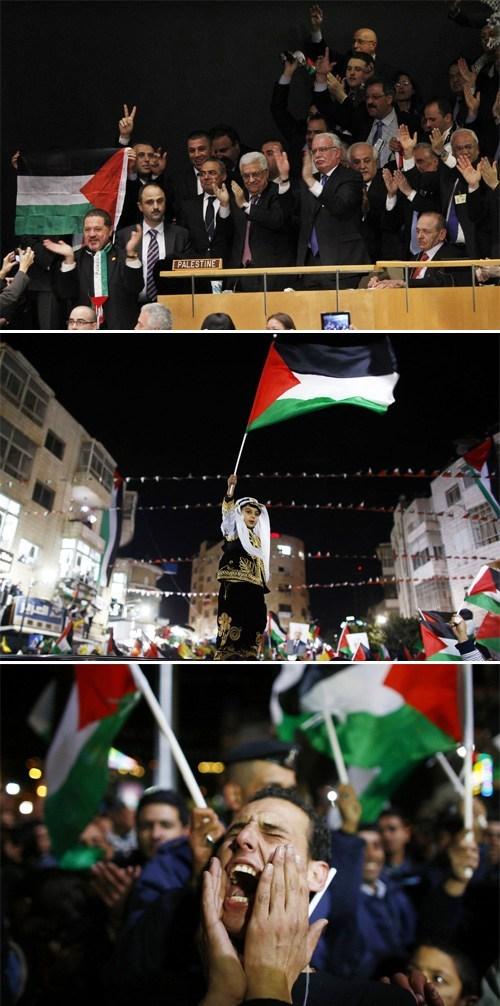 Palestine United Nations statehood - 6827086336