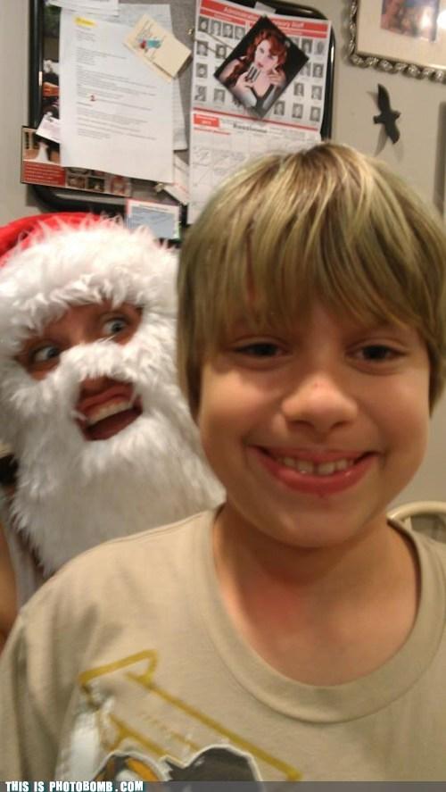 scary creepy santa - 6827149056