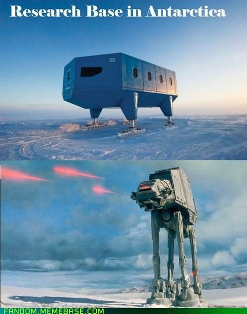 antarctica star wars Hoth - 6827441408