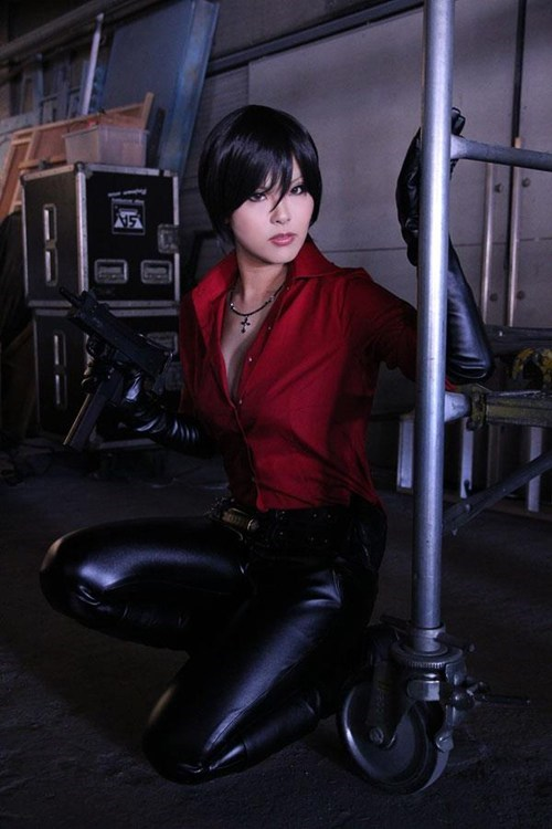cosplay resident evil 6 video games ada wong resident evil - 6827442944
