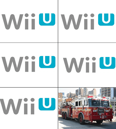 wii U similar sounding comic firetruck siren double meaning - 6827732224