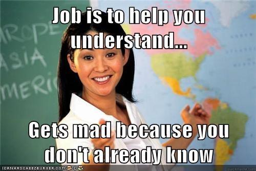 teaching Terrible Teacher truancy story