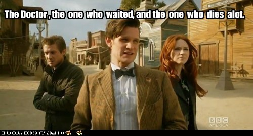 rory williams karen gillan the doctor western Matt Smith amy pond arthur darvill dies nicknames - 6828875776