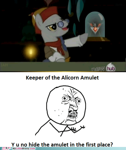 bits wtf alicorn amulet Y U No Guy - 6830406400