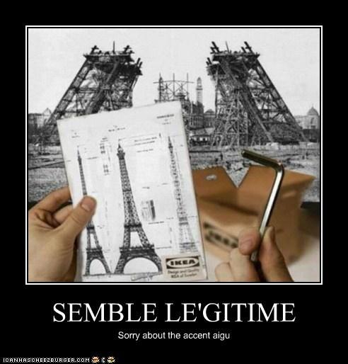 SEMBLE LE'GITIME