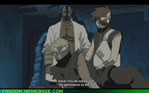 crossover anime bane raikage naruto cartoons batman - 6830976768