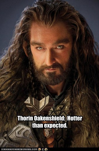richard armitage dwarves hotter thorin oakenshield - 6831794944