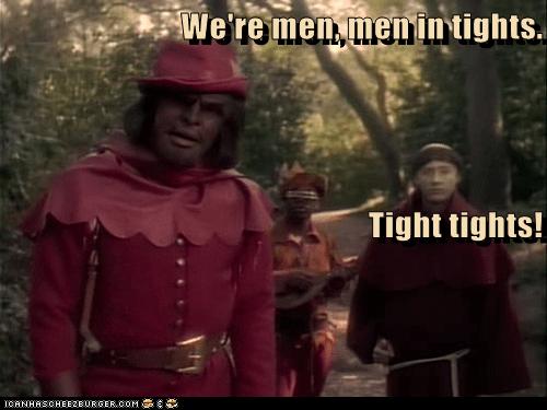 brent spiner Michael Dorn song Worf men in tights levar burton Geordi La Forge data Star Trek - 6832927744