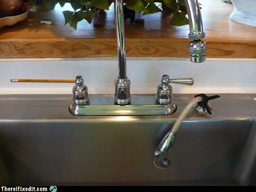 pencil sink faucet - 6833416704