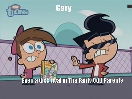 gary rival Fairly Oddparents cartoons - 6833757440