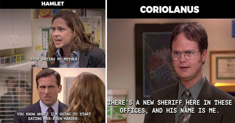 funny memes about the office tv show