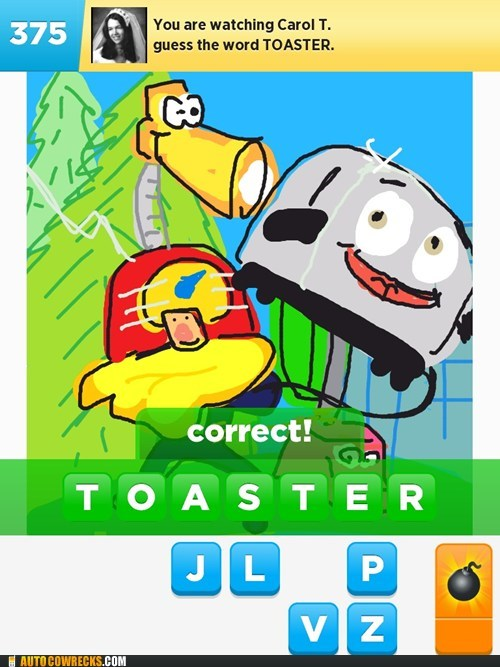 appliances,draw something,brave little toaster