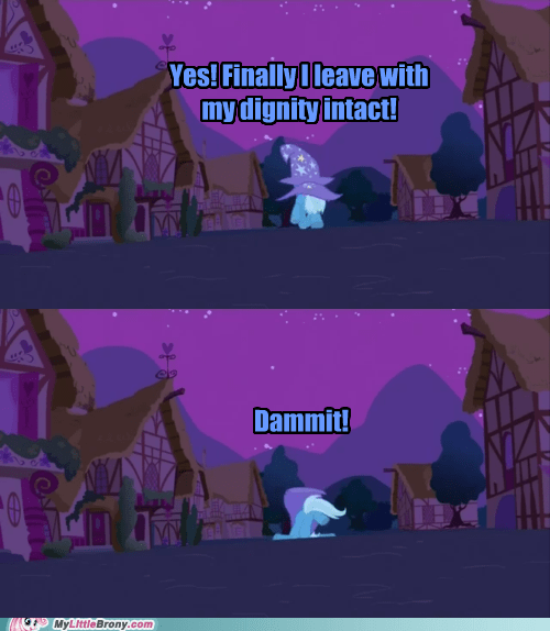 Sad,trixie,end of the episode,great and powerful