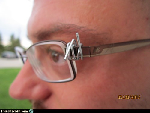 paper clip glasses geek squad - 6835312640