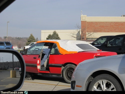 convertible,McDonald's,soft top,mcdonalds colors