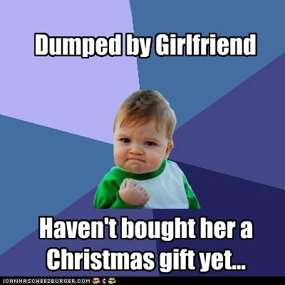 jingle memes christmas gifts relationships success kid - 6836622080