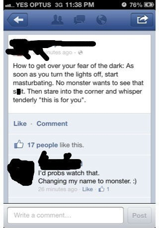 fear fap facebook darkness - 6836733952