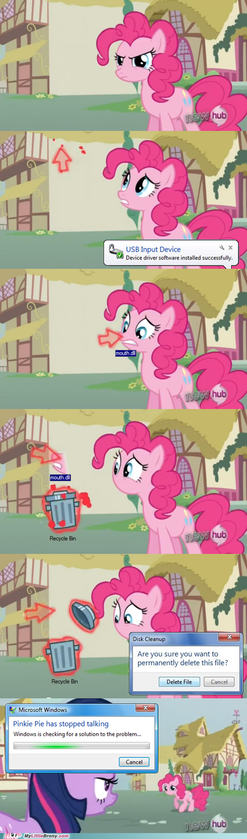 comics,windows,pinkie pie