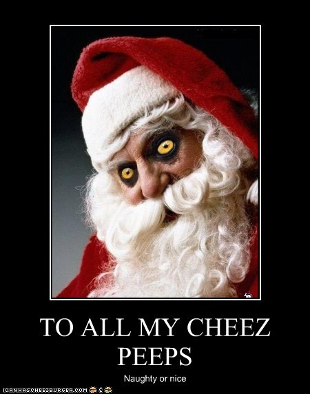 TO ALL MY CHEEZ PEEPS