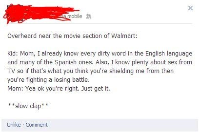 cuss words,swear words,swearing,dirty words,Walmart