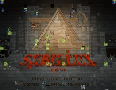 glitch,skrillex,the legend of zelda,video games