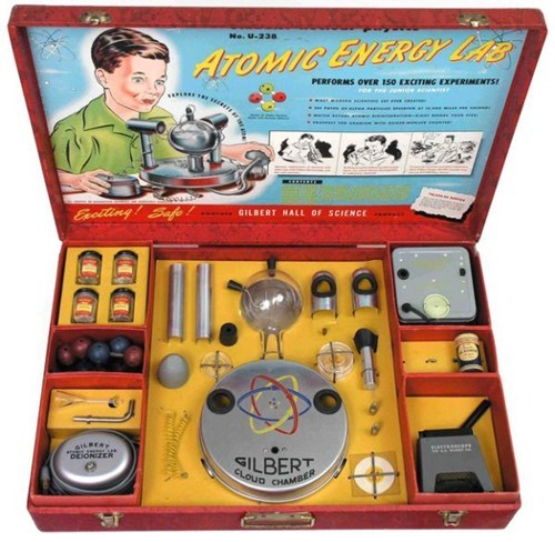 safe toys kids atomic energy lab - 6837071360