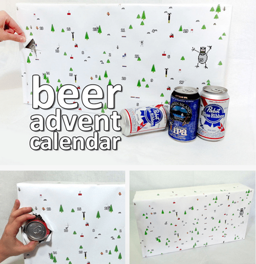 christmas sloshed swag advent calendar instructables holidays after 12 g rated - 6837096704
