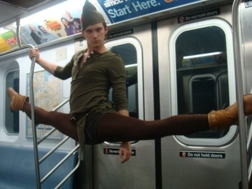 Subway robin hood - 6837180672
