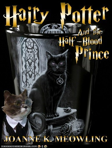 Hairy Potter and the Half-Blood Prince