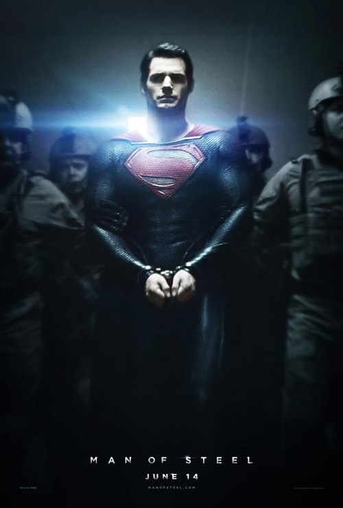 Movie handcuffs kryptonite superman - 6837345280