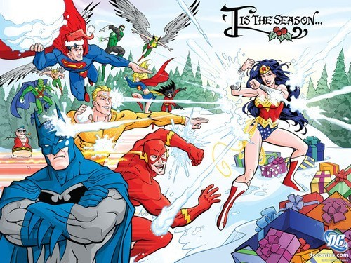 curmudgeon reindeer games batman holidays