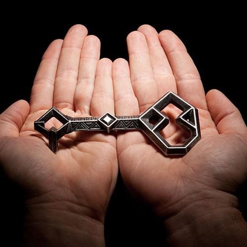 dwarves The Hobbit key Erebor - 6837586432