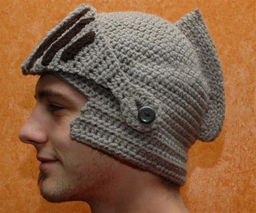 Knitta Please,helmet,knit