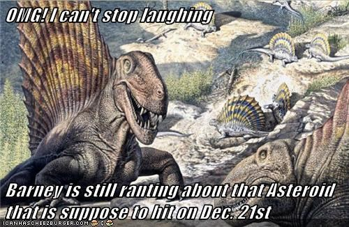 end of the world dinosaurs - 6837838848