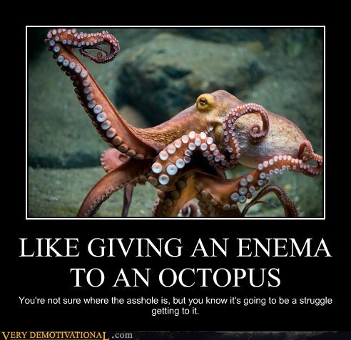 struggle. enema octopus - 6838009088