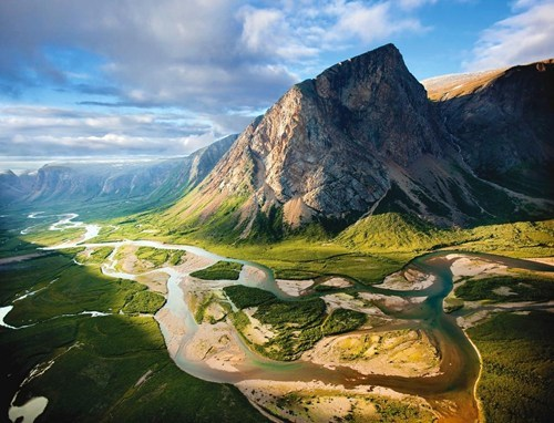 Canada,river,landscape