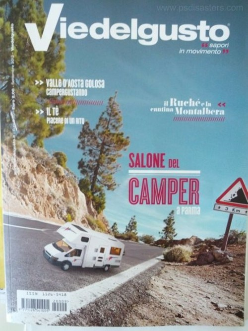 van,photoshop,cover,magazine,camper